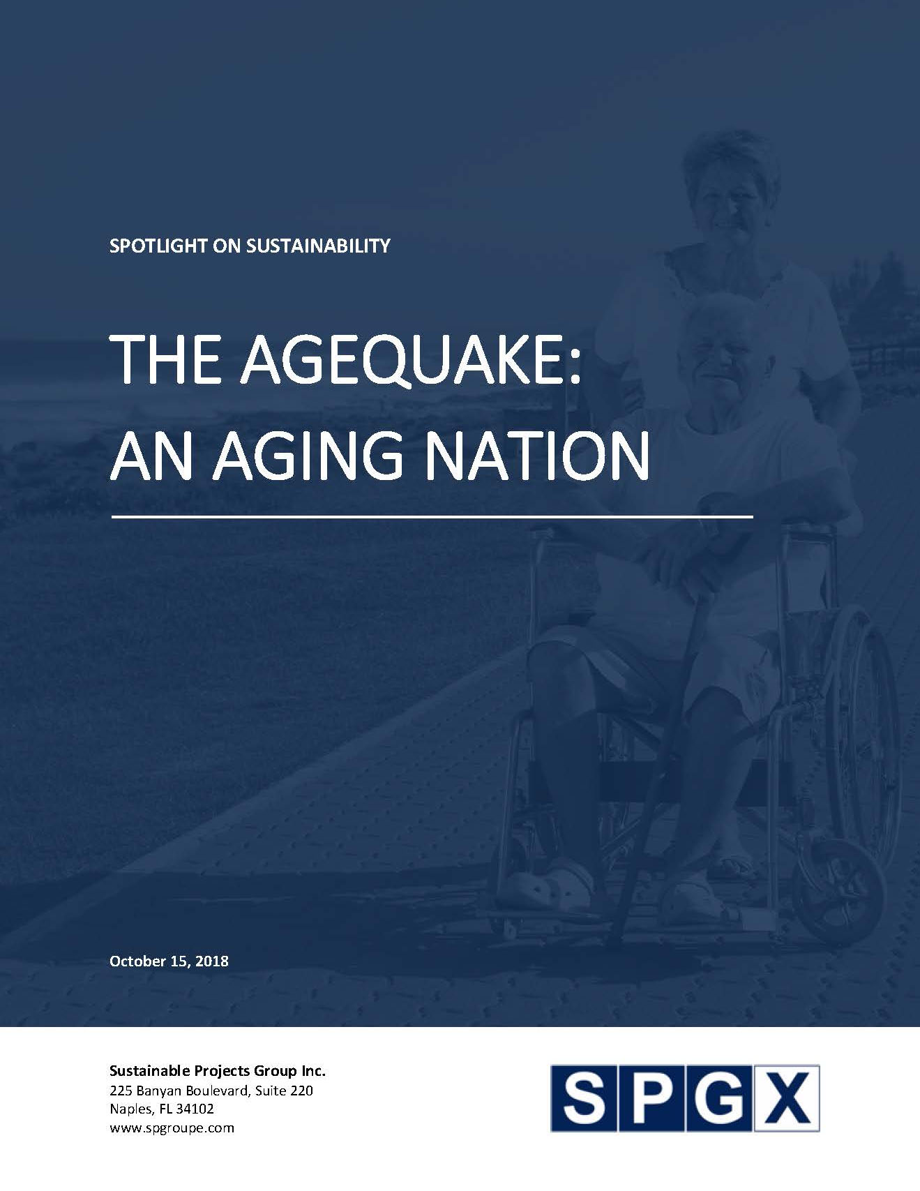 The Agequake: An Aging Nation